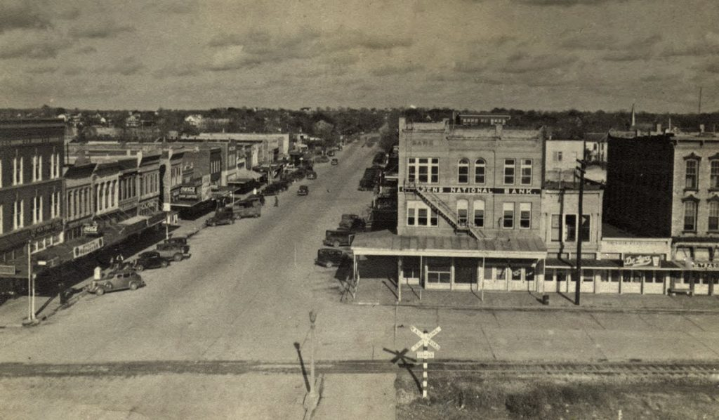 Downtown Navasota